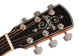 Larrivee guitar headstock